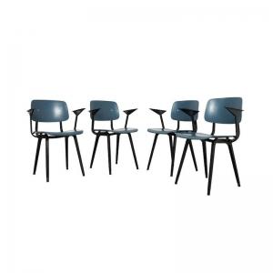 Revolt chairs by Friso Kramer