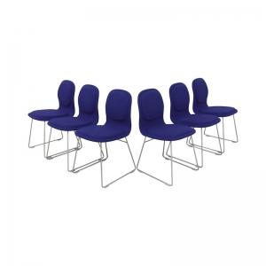 Cappellini Hi Pad Chairs by Jasper Morrison
