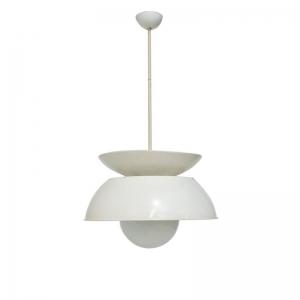 1960s Vico Magistretti Cetra Pendant Lamp for Artemide