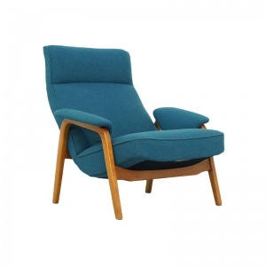 Vintage Artifort Lounge Chair mod. 137 by Theo Ruth