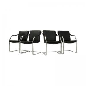 Cantilever Chair Walter Knoll Art Collection by Rudolf B. Glatzel