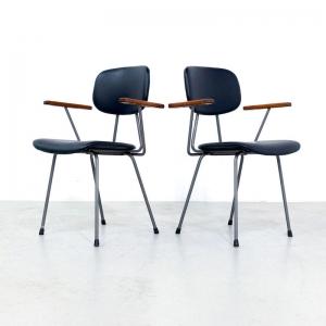 1960s Gispen Kembo Dinin Chair