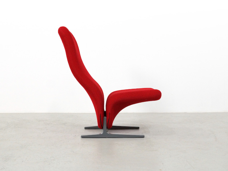 Artifort Concorde Lounge Chair by Pierre Paulin