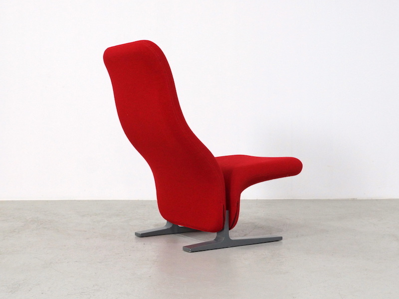Artifort Concorde Lounge Chair by Pierre Paulin