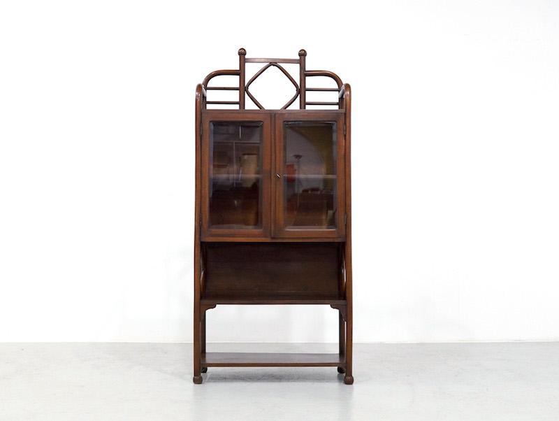 Bentwood Cabinet by Josef Hoffman for J. & J. Kohn