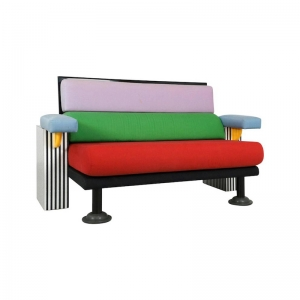 Lido Sofa by Michele De Lucchi for Memphis, 1982