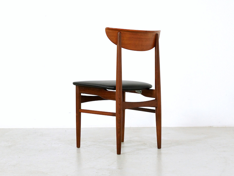 Danish Dining Chairs by Skovby Møbelfabrik in Teak, set of 6