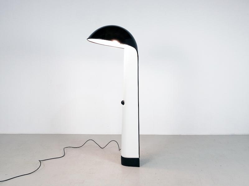 Guzzini Monaca Floor Lamp by Gae Aulenti, Italy, 1970s