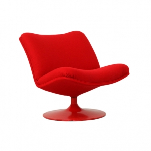 Artifort Lounge Chair F504 Geoffrey Harcourt