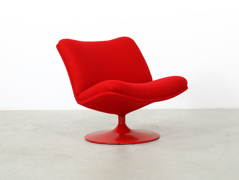 Artifort Lounge Chair F504 Geoffrey Harcourt