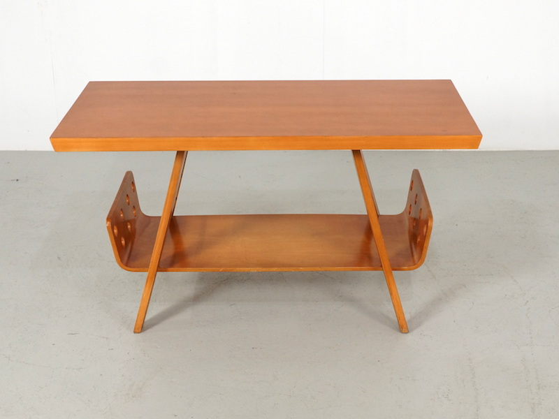 1950s Coffee Table by Cor Alons for Gouda dan Boer