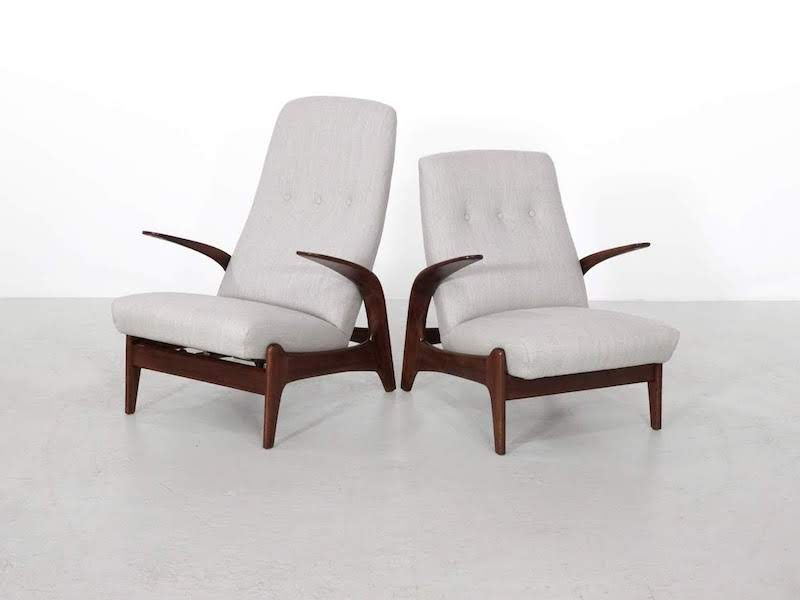 1960s Sofa Set by Rolf Rastad and Adolf Relling for Gimson and Slater