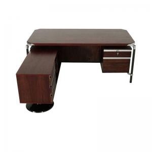 Executive corner desk by Ico Parisi for MIM