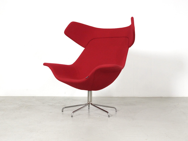 Oyster High Chair by Michael Sodeau for Offecct