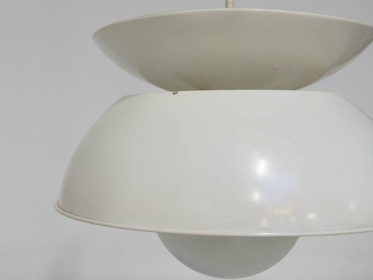 1960s Vico Magistretti Cetra Pendant Lamp for Artemide