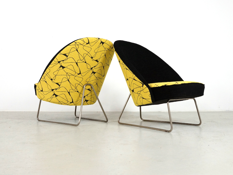1950s Artifort Lounge Chair 115 by Theo Ruth