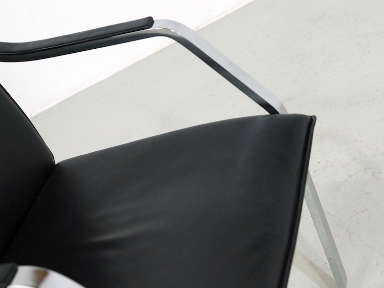 Cantilever Chair Walter Knoll Art Collection by Rudolf B. Glatzel