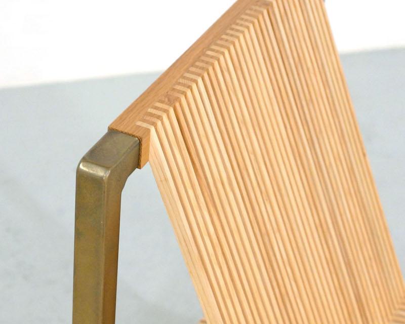 Ruud Jan Kokke Slat Lounge Chair