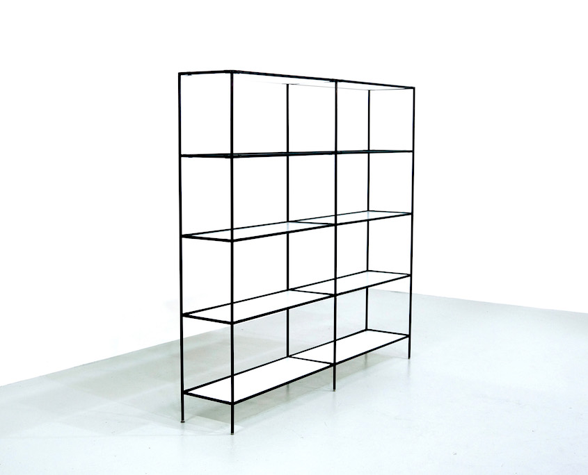 Vintage Abstracta Shelving Sytem by Poul Cadovius