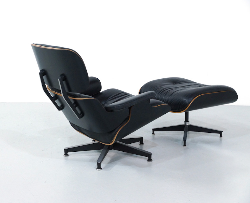 Eames Lounge Chair And Ottoman Kameleon Design