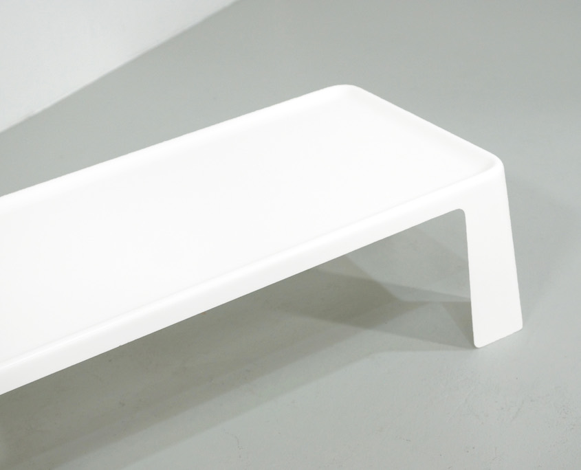 Amanta Coffee Table by Mario Bellini for B&B Italia