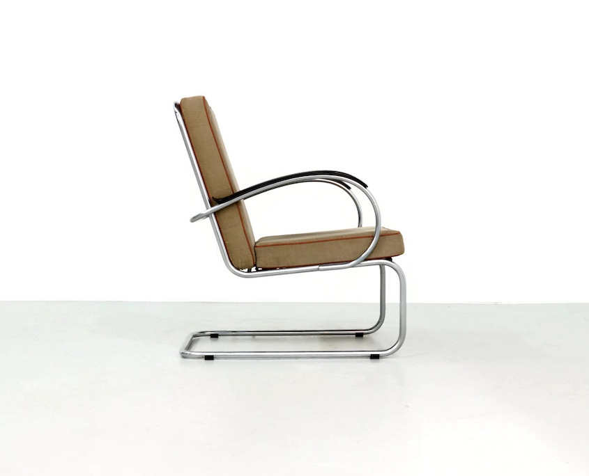 1950s Gispen 409 Easy Chair