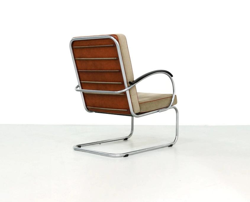 1950s Gispen 409 Easy Chair