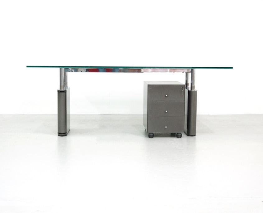 KUM Desk by Gae Aulenti for Tecno