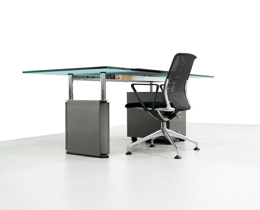 KUM Desk by Gae Aulenti for Tecno