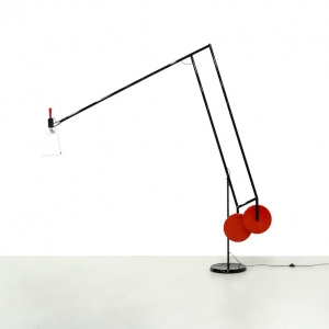 Ipogeo Floor Lamp by Joe Wentworth for Artemide