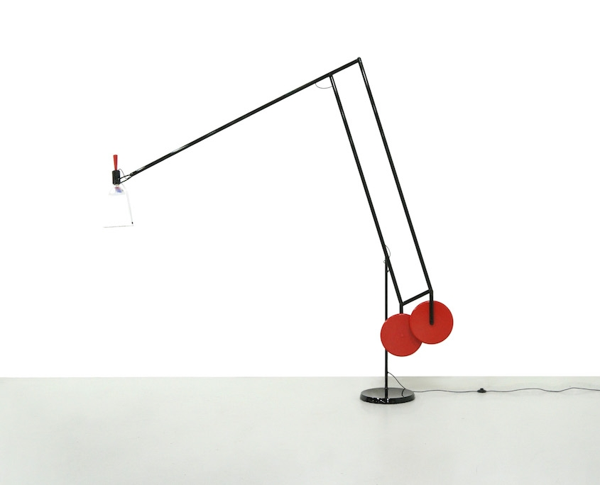 Ipogeno Floor LIpogeo Floor Lamp by Joe Wentworth for Artemideamp by Joe Wentworth for Artemide