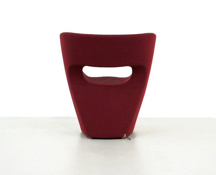 vintage Moroso Victoria and Albert Chair by Ron Arad