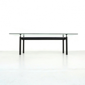 Kameleon Design ~ Cassina LC6 Table by Le Corbusier