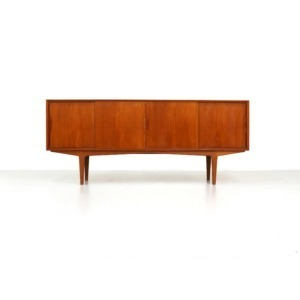 Kameleon Design ~ Vintage Teak Sideboard with Sliding Doors