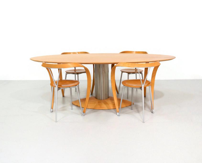 Kameleon Design ~ Cassina Revers Chair by Andrea Branzi