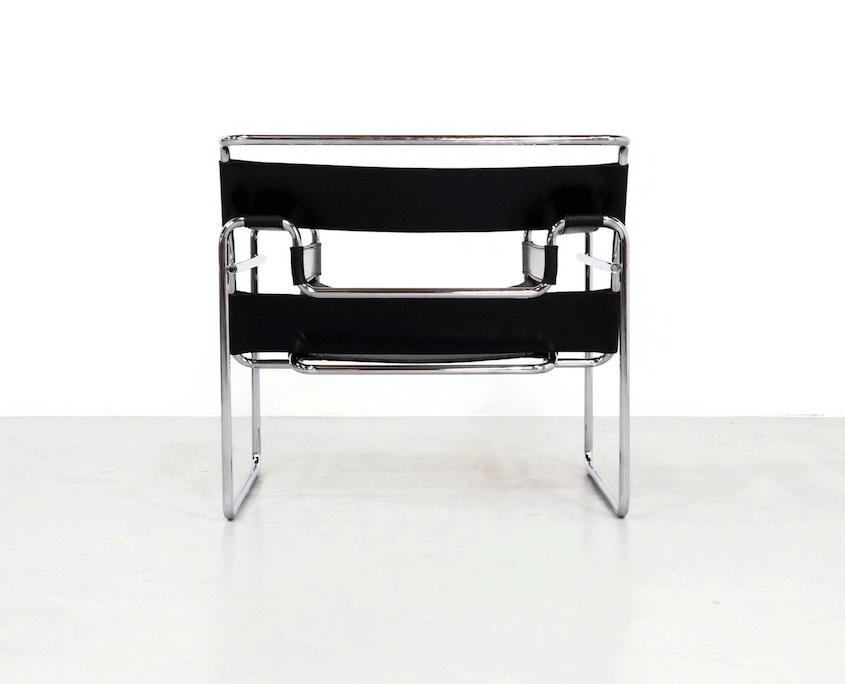 Kameleon Design ~ Vintage Wassily Chair by Marcel Breuer
