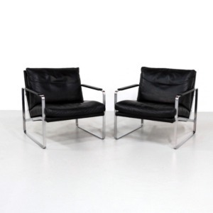 710 Easy Chair by Preben Fabricius for Walter Knoll