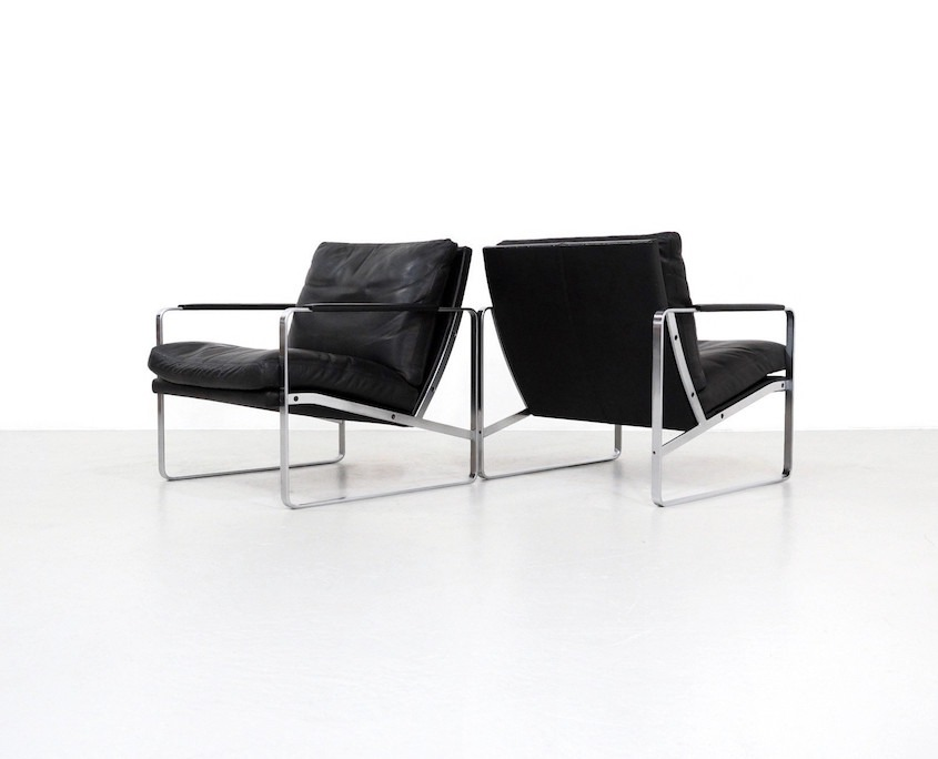 Kameleon Design | 710 Easy Chair by Preben Fabricius for Walter Knoll