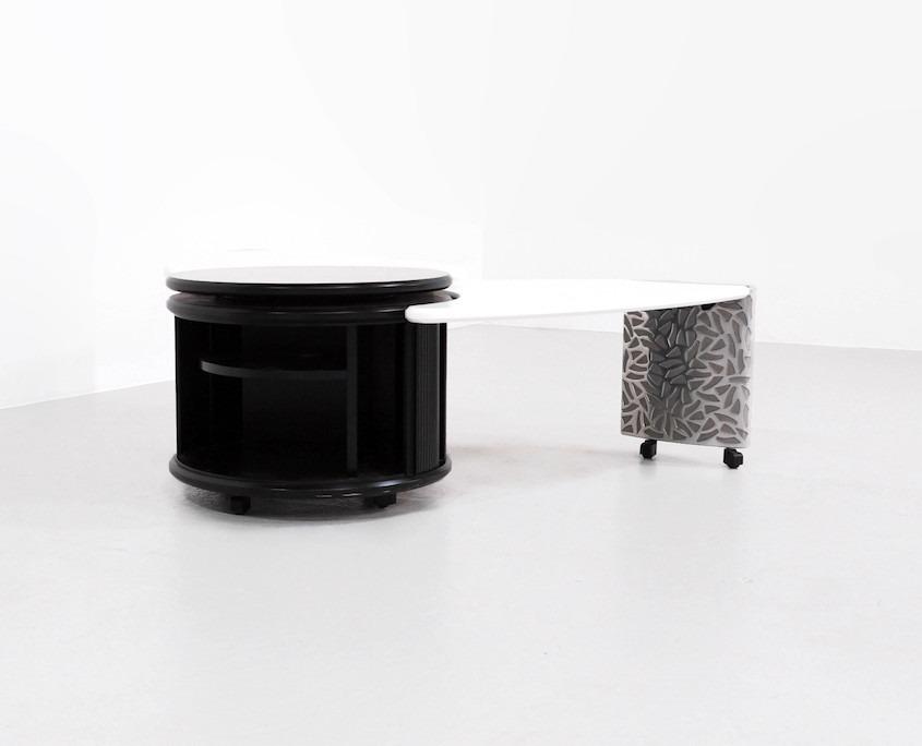 Leolux Meropida Coffee Table, 1980s