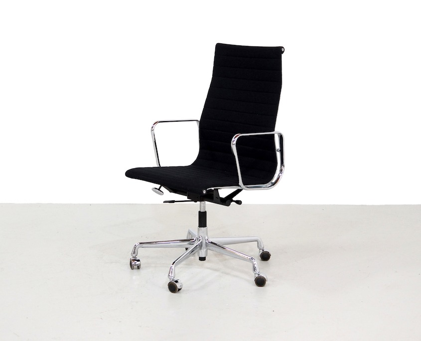 Vintage Eames EA119 Office Chair by Vitra