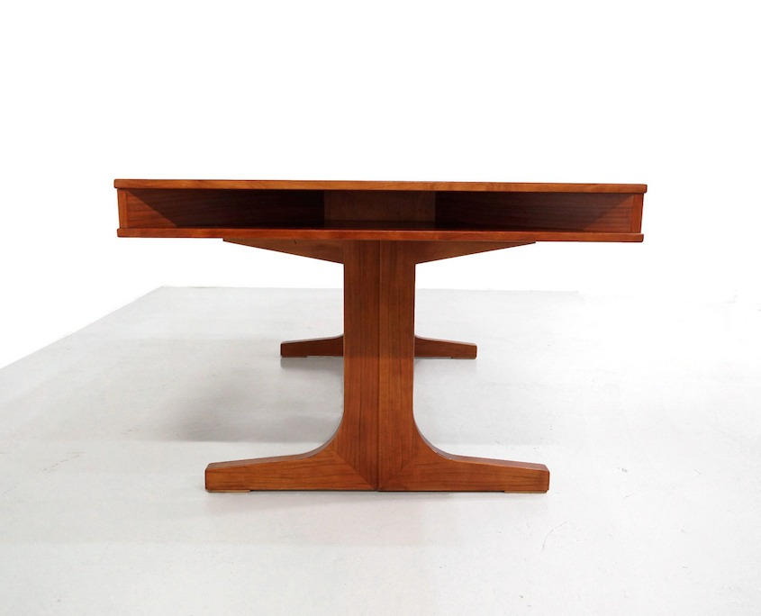 Mid-Century Rosewood Conference Table