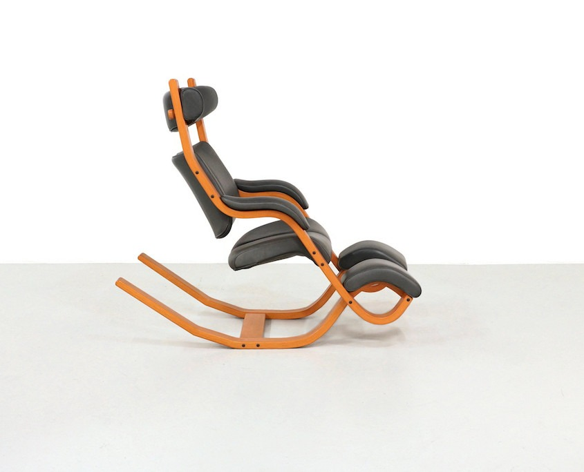 Gravity Balans Reclining Chair by Peter Opsvik for Stokke