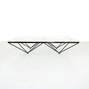 Original Alanda coffee table by Paolo Piva for B&B Italia