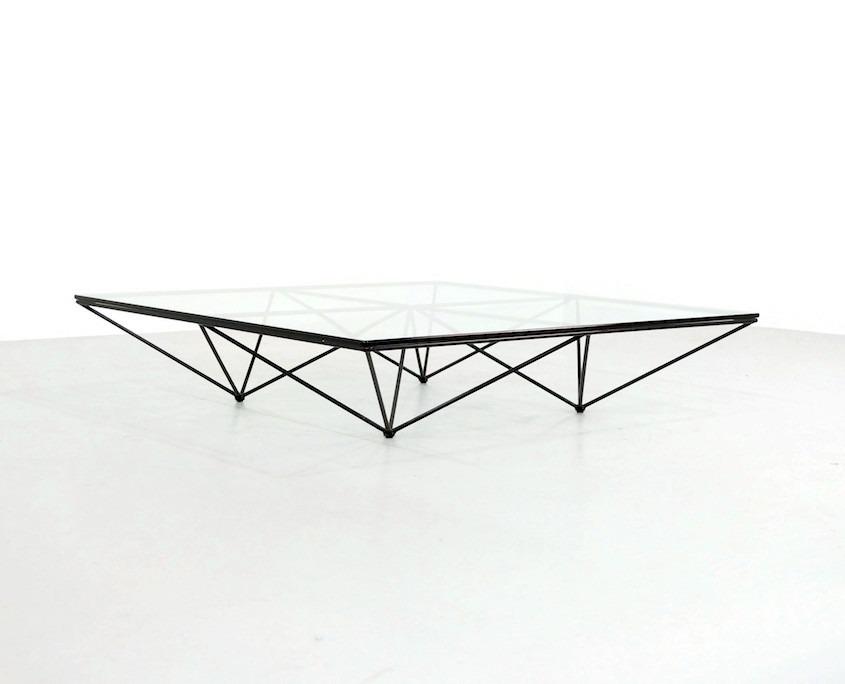 Original Alanda Coffee Table by Paolo Piva for B&B Italia
