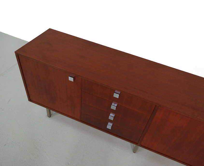 Teak Sideboard by Alfred Hendrickx for Belform, 1960s