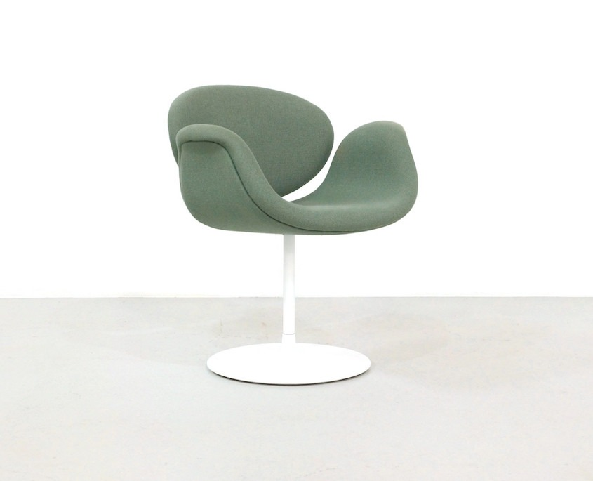 Vintage Artifort Little Tulip Chairs by Pierre Paulin