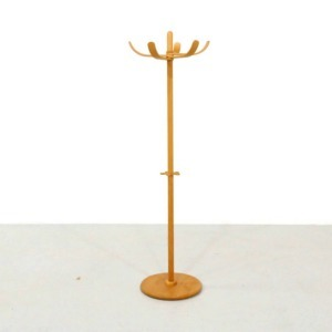 Beech Coat Rack by Aksel Kjersgaard for Odder Møbler, 1970s
