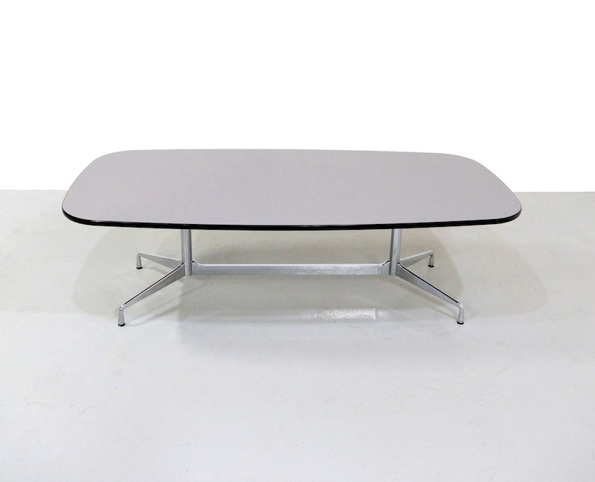 Vintage Segmented Dining Table by Charles & Ray Eames