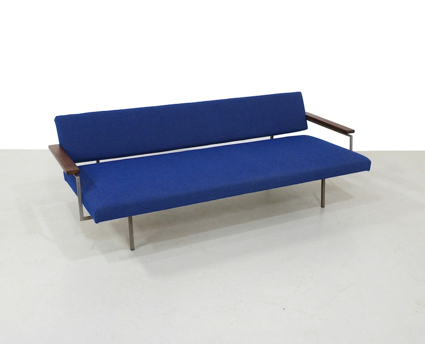Blue Daybed Sofa by Rob Parry for Gelderland