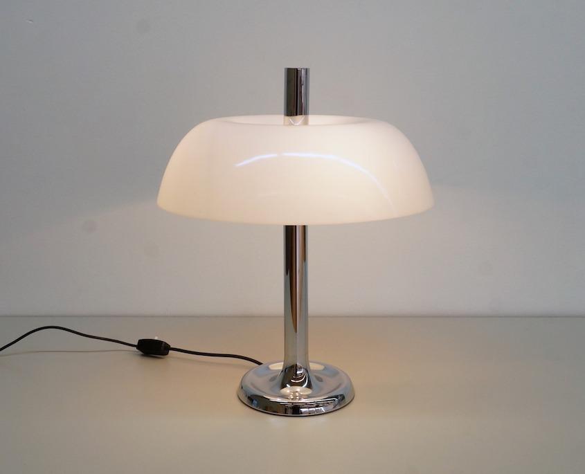 Vintage Table Lamp by Egon Hillebrand for Hillebrand Lighting | Kameleon Design